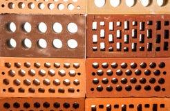 Bricks isolated Royalty Free Stock Photo