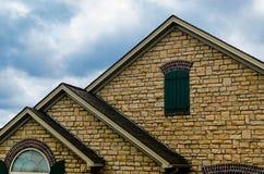 Bricks and Mortar Stock Photo