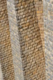 The bricks of Moustiers-Sainte-Marie Royalty Free Stock Images