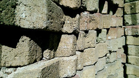 Bricks old Royalty Free Stock Image