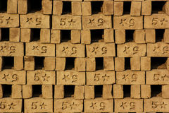 Bricks pattern Stock Image