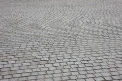 Bricks in perspective Stock Image