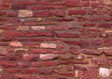 Bricks seamless texture Royalty Free Stock Photos