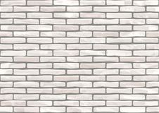 Bricks seamless texture. Vector illustration Stock Photos