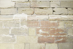 Bricks on site Stock Images