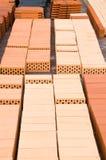 Bricks, slate. Stock Photography