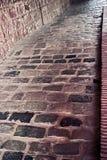 Bricks stone road Royalty Free Stock Images