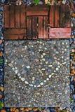 Bricks and stones. Royalty Free Stock Photography