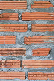 Bricks Surface Background. Royalty Free Stock Photos