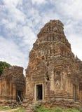 Bricks temple at Ankor Royalty Free Stock Photos