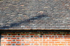 Bricks and tiles Stock Images