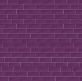 Bricks vector seamless pattern Royalty Free Stock Photo