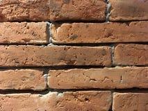 Bricks. Wall of bricks Stock Photos