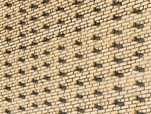 Bricks wall abstract background Stock Images