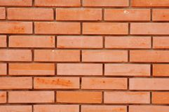 Bricks wall background Royalty Free Stock Photos