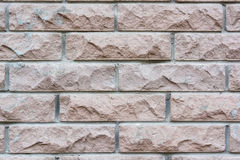 Bricks wall background stock photography