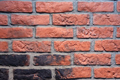 Bricks wall background Royalty Free Stock Images
