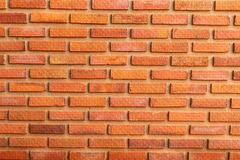Bricks in the wall background Royalty Free Stock Photo
