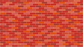 Bricks wall. 3d render of bricks texture with white gap Royalty Free Stock Image