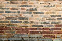 Bricks wall Royalty Free Stock Image