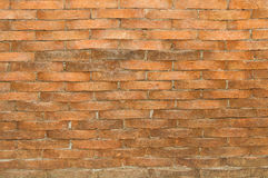 Bricks wall pattern Royalty Free Stock Photos