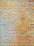 Bricks wall. Red bricks wall stock image