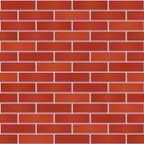 Bricks wall seamless background. Royalty Free Stock Photo