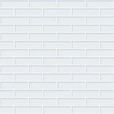 Bricks wall seamless background. Stock Image