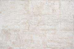 Bricks of white marble Stock Photos