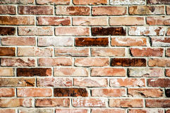 brickwall παλαιός που ανακαινίζ&epsil Στοκ εικόνα με δικαίωμα ελεύθερης χρήσης