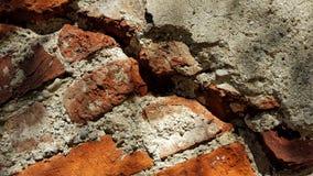 brickwall υπόβαθρο Στοκ Εικόνα
