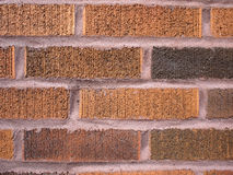 BRICKWALL Stockfoto