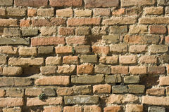 Brickwall Fotografie Stock
