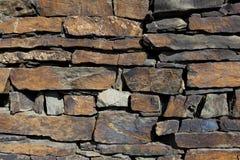 brickwall Arkivfoton