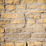 brickwall Royaltyfria Bilder