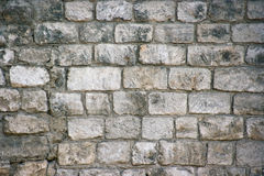 Brickwall. Brick wall background outside of the house Stock Photo