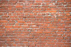 Brickwall. Brick wall background outside of the house Stock Image