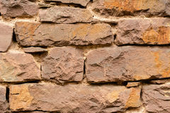 Brickwall Στοκ εικόνα με δικαίωμα ελεύθερης χρήσης