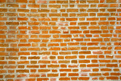 Brickwall. Aged, antique, architecture, background Royalty Free Stock Photography