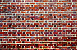 Brickwall Imagem de Stock Royalty Free