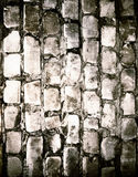brickwall abstrakcjonistyczna tekstura Obrazy Royalty Free