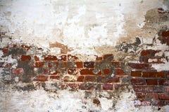 brickwall achtergrond Stock Afbeelding