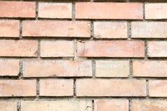 Brickwall als Beschaffenheit Stockbilder