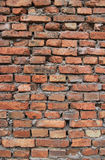 Brickwall background Royalty Free Stock Photos