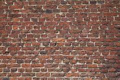 Brickwall. Background texture shot close up Royalty Free Stock Photos