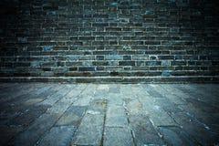 Brickwall come priorità bassa immagini stock