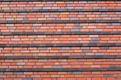 brickwall czerwień Zdjęcia Stock