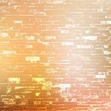 Brickwall Dekoracyjna tekstura Obrazy Royalty Free