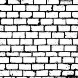 Brickwall Overlay Texture Stock Photo