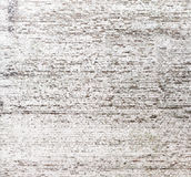 Brickwall a peint avec la peinture blanche Image libre de droits
